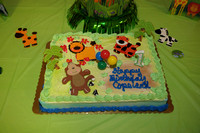 My 1st Birthday Party
