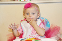 Mallory's 1st Birthday